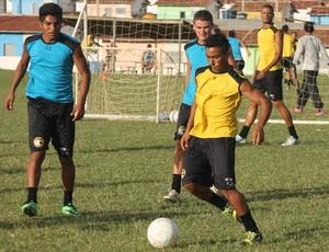 treino Globo FC (Foto: Divulgação / Globo FC)