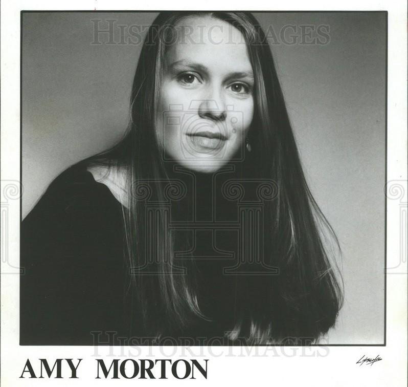 Amy Morton em 1992 (Foto: Divulgao)