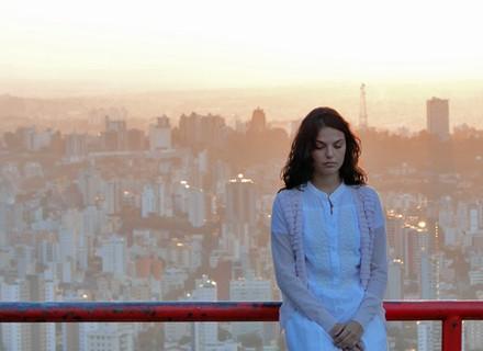 Vista do Mirante  das Mangabeiras encanta Isis Valverde e Guilherme Winter
