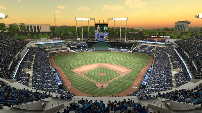 MLB 14: The Show (Foto: Divulgação) (Foto: MLB 14: The Show (Foto: Divulgação))
