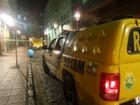 Homem é morto com vários tiros na Rua São Francisco, em Curitiba