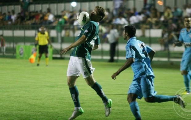 Goiás x Santos pela Copa do Brasil Sub-20 (Foto: Rosiron Rodrigues/Goiás E.C.)