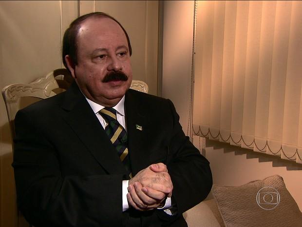 Tribunal de Justiça condena Levy Fidélix  por declarações contra homossexuais/GNews (Foto: Reprodução GloboNews)