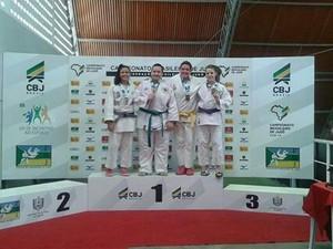 Judoca de Garanhuns (Foto: Jemima Alves)