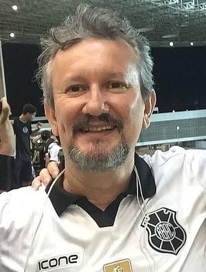 Hideraldo Gomes, diretor de futebol do Rio Branco-ES (Foto: Arquivo Pessoal)