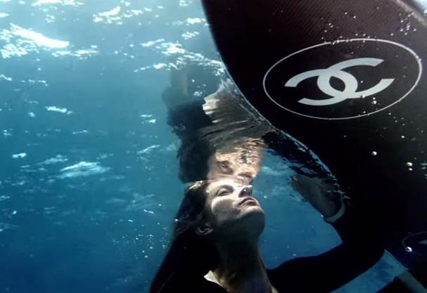 Confira o vídeo completo de Gisele Bündchen na campanha do Chanel Nº5