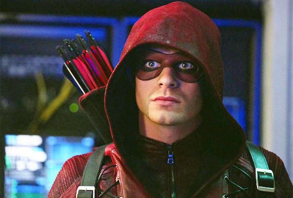 O ator Colton Haynes em cena de Arrow (Foto: Reprodução)