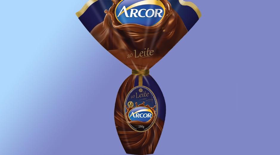 Ovo da Arcor. Modelo de 150g tem variação de preços de mais de 100% (Foto: Divulgação)