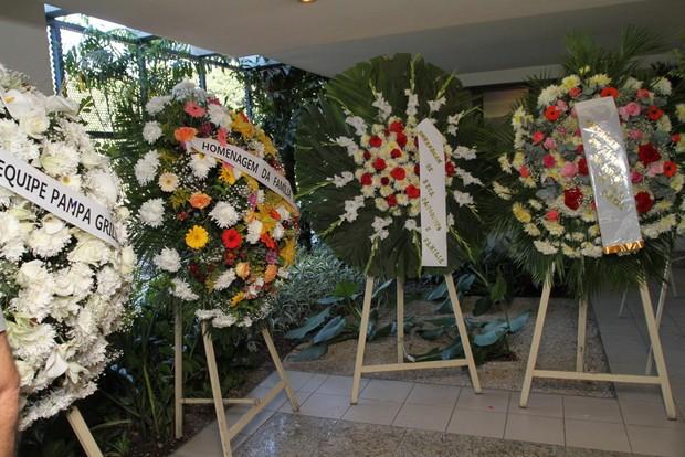 Velório de Glaycon Muniz (Foto: Anderson Borde / AgNews)