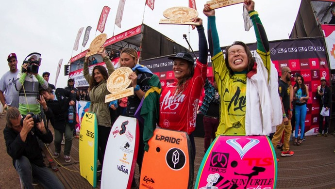 Bodyboard, Isabela Sousa, Chile, título  (Foto: Pablo Jimenez/APB Tour)