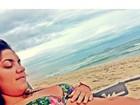 Suposta grávida de Caio Castro desabafa em rede social: 'Chateada'