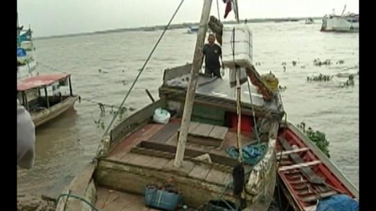 Piratas matam pescador e deixam outro ferido na baía do Guajará