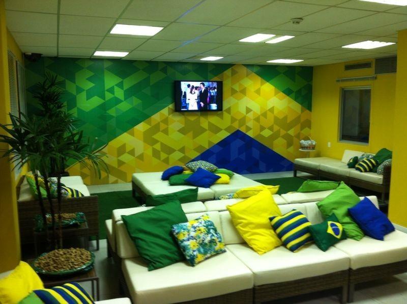 Copodromo TV Bahia (Foto: Adriana Almeida)