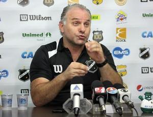 Toninho Cecílio, técnico do ABC (Foto: Divulgação/ABC)