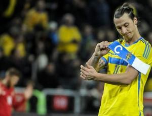 3510d8670a Ibrahimovic se diz  ainda desapontado  por não estar na Copa do ...