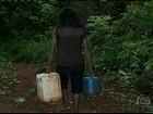 Índios de aldeia em MS reclamam de falta de tratamento da água