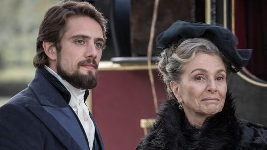 Conheça os Castellini, família da poderosa Condessa Vitória