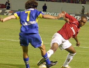 Internacional x Boca Juniors Sul-Americana 2004 (Foto: Divulgação/Internacional)