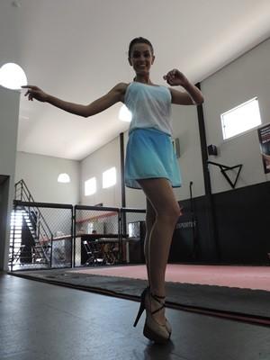 Isabele Pandini. Miss São Paulo. Rio Preto (Foto: Renata Fernandes/G1)