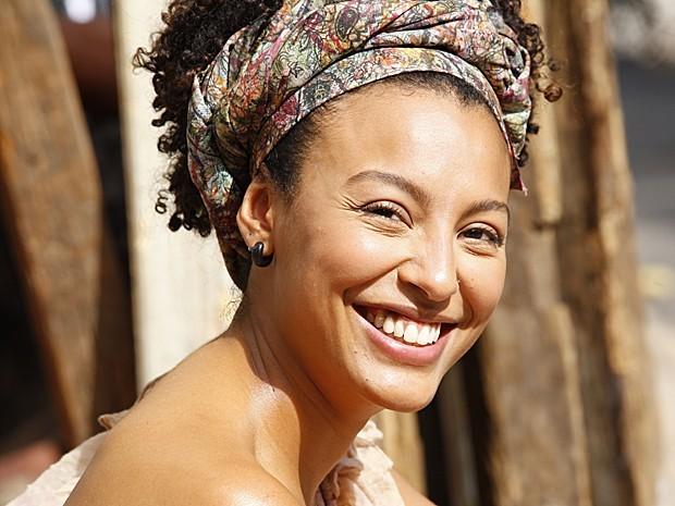 Sharon Menezzes - corujão (Foto: Divulgação TV Globo)