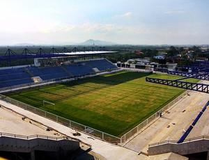 Guia de estádios do Brasileirão claudio moacyr de azevedo (Foto: Divulgação)