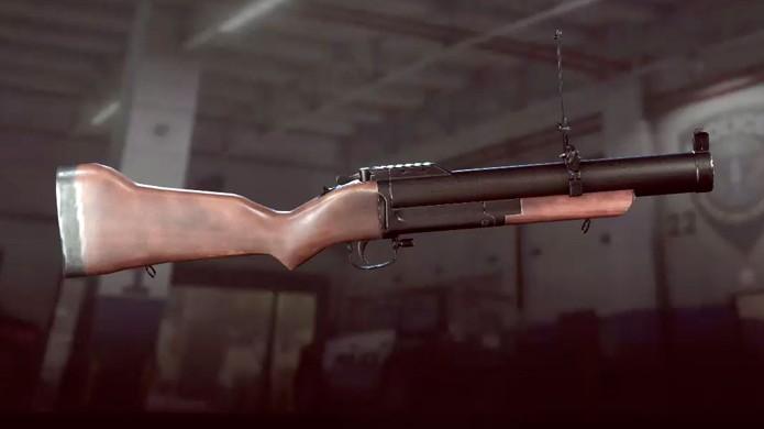 O lança-granadas M79 é um velho conhecido dos jogadores de videogame (Foto: Divulgação)