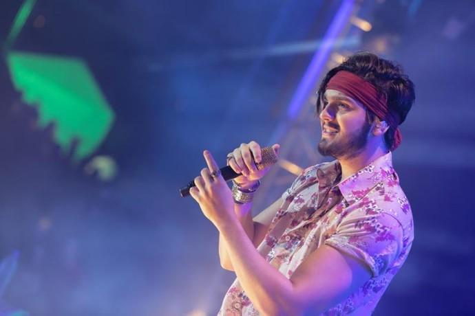 Luan Santana lançará música nova no próximo domingo, 19/6, no Domingão do Faustão (Foto: Divulgação)