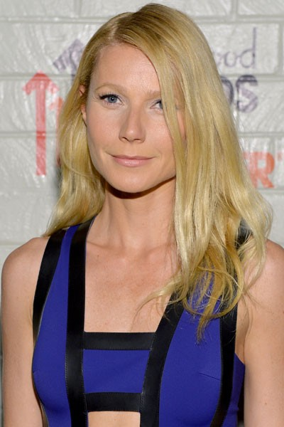 Gwyneth Paltrow em evento beneficente em Culver City, na Califórnia, nos Estados Unidos (Foto: Michael Buckner/ Getty Images/ AFP)