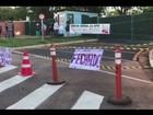 Entrada de veículos em campus da UFU é fechada por comando de greve