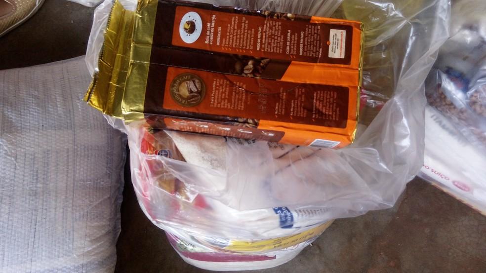 Café em pó foi um dos produtos com maior aumento no preço (Foto: Rogério Aderbal/G1)