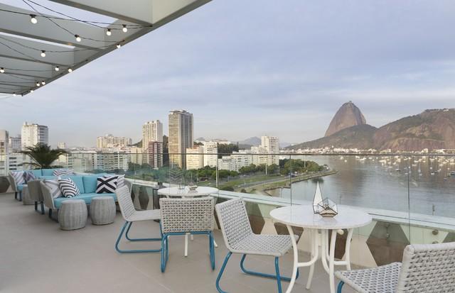 Bar Rooftop (Foto: Divulgação)