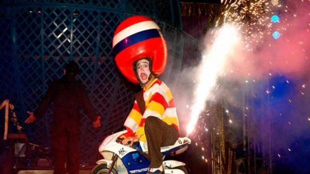 Vero Multishow - Le Cirque Amar (Foto: Divulgao)