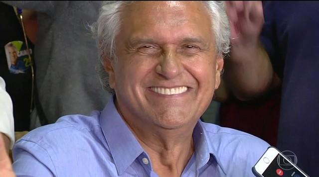 Ronaldo Caiado (DEM) é eleito governador de Goiás no primeiro turno