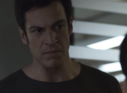 Eric abre o jogo com Antônia: 'A intenção pode ter sido a de me matar'