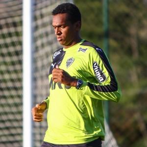 Jô, atacante do Atlético-MG (Foto: Bruno Cantini/Atlético-MG)