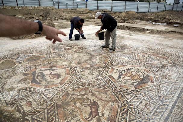 Mosaicos Romanos (Foto: Divulgação)