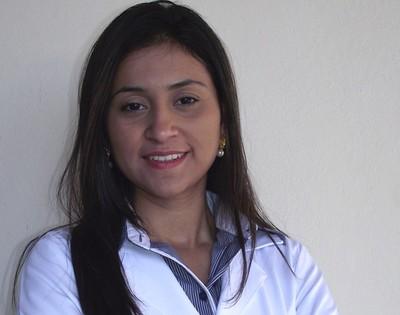 Talita Nascimento nutricionista (Foto: arquivo pessoal)
