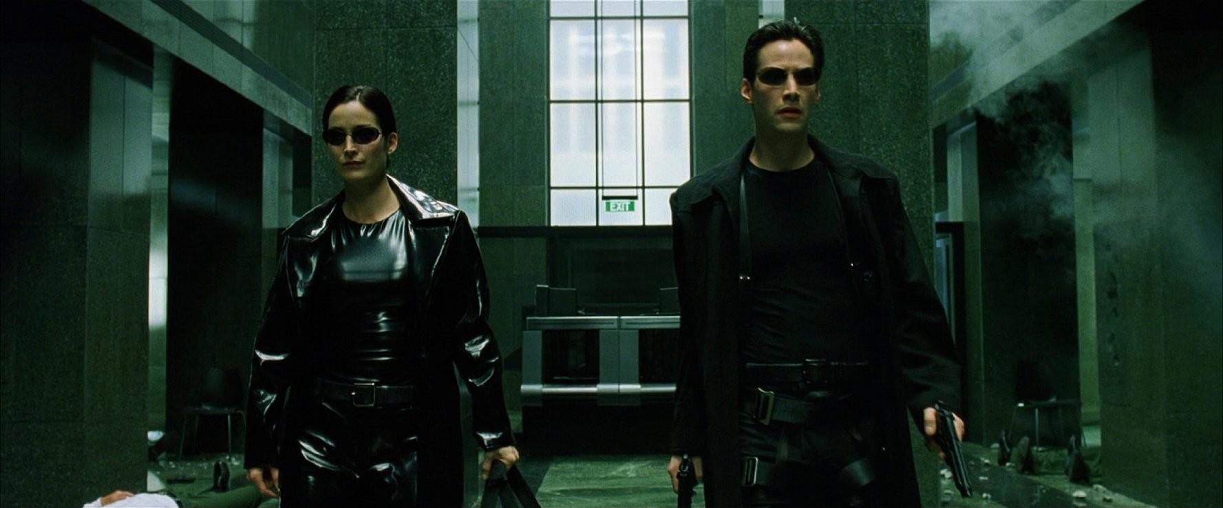 Matrix (1999) (Foto: Divulgação)