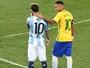 Cueva, Messi e Neymar. Escolha o dono do lance mais bonito da rodada
