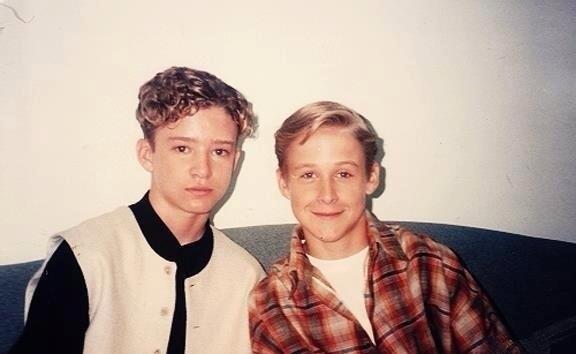 Justin Timberlake e Ryan Gosling (Foto: .)