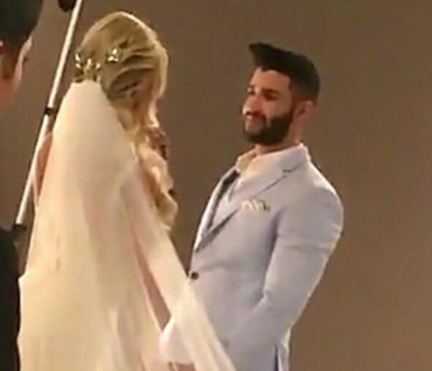 Casamento Gusttavo Lima e Andressa Suita (Foto: Reprodução/Instagram)
