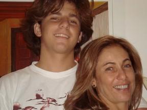 Cissa Guimarães e o filho (Foto: Reprodução/ Instagram)