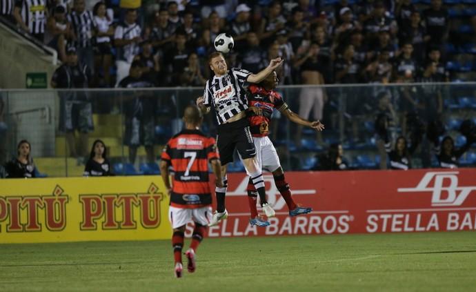 Ceará, Flamengo-PI (Foto: Bruno Gomes/Agência Diário)