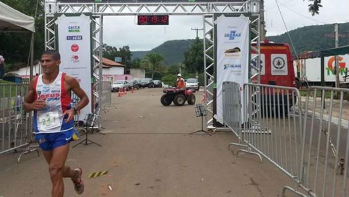 Eliésio Miranda vence Taquaruçu Eco Run (Foto: Divulgação)