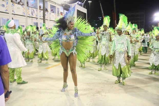 Camila Silva  (Foto: Daniel Pinheiro/AgNews )