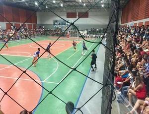 Jogos serão realizados no ginásio Dudu (Foto: Wemis Pessoa/ arquivo pessoal)