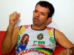 Pedro dos Santos Nascimento é PM no Maranhão  (Foto: Reprodução/Inter TV Cabugi)