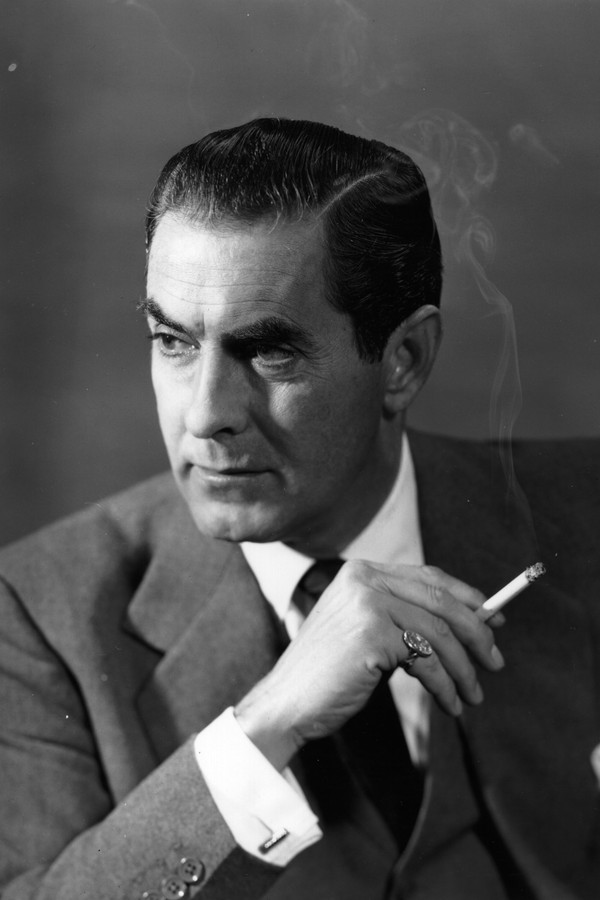 O ator Tyrone Power (Foto: Getty Images)