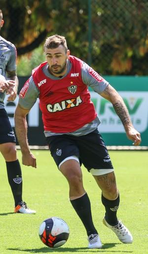 Lucas Pratto; Atlético-MG (Foto: Bruno Cantini/Atlético)