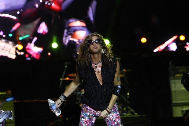 Aerosmith faz show no Rio (Foto: Raphael Mesquita / FotoRioNews)